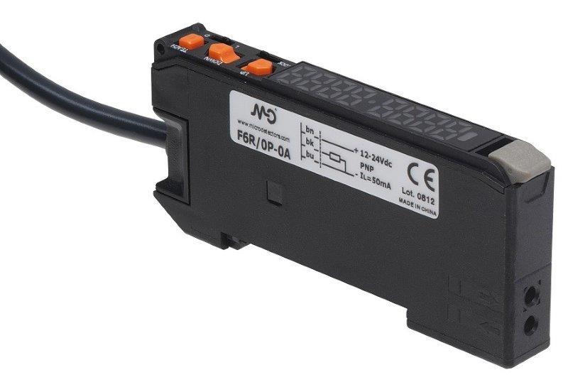 Amplificador de fibra otica industrial