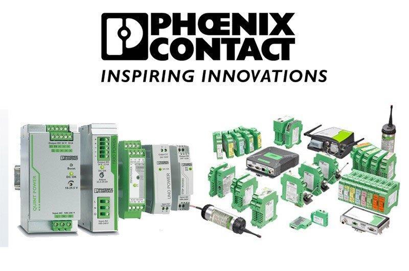Distribuidor phoenix contact