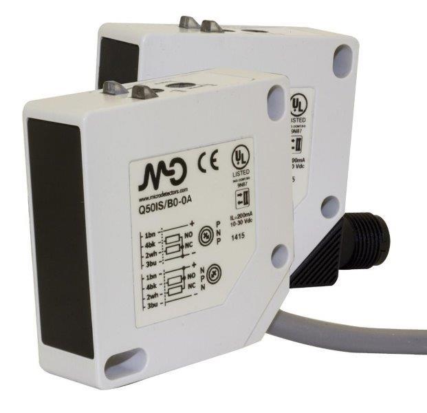 Sensor fotoelétrico