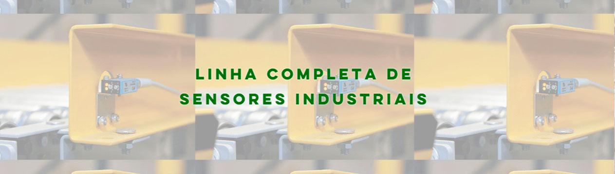 Comprar sensores industriais